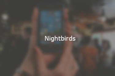 featured image nightbirds