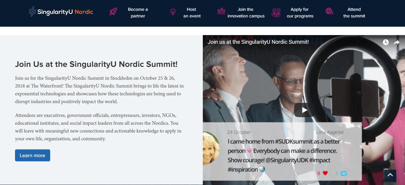Nordics exponential