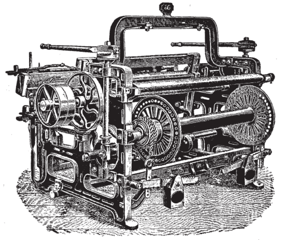 power loom