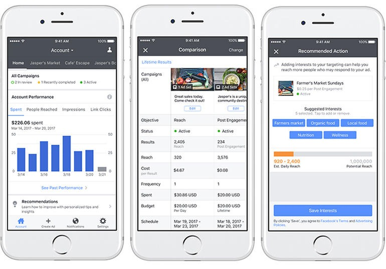 Facebook Ads React Native