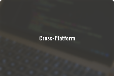 Cross-platform apps