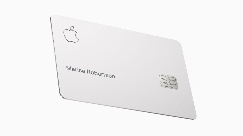 Apple Card Design