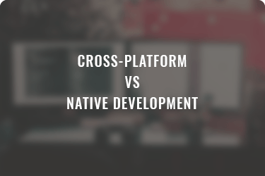 Cross-platform vs Native Development