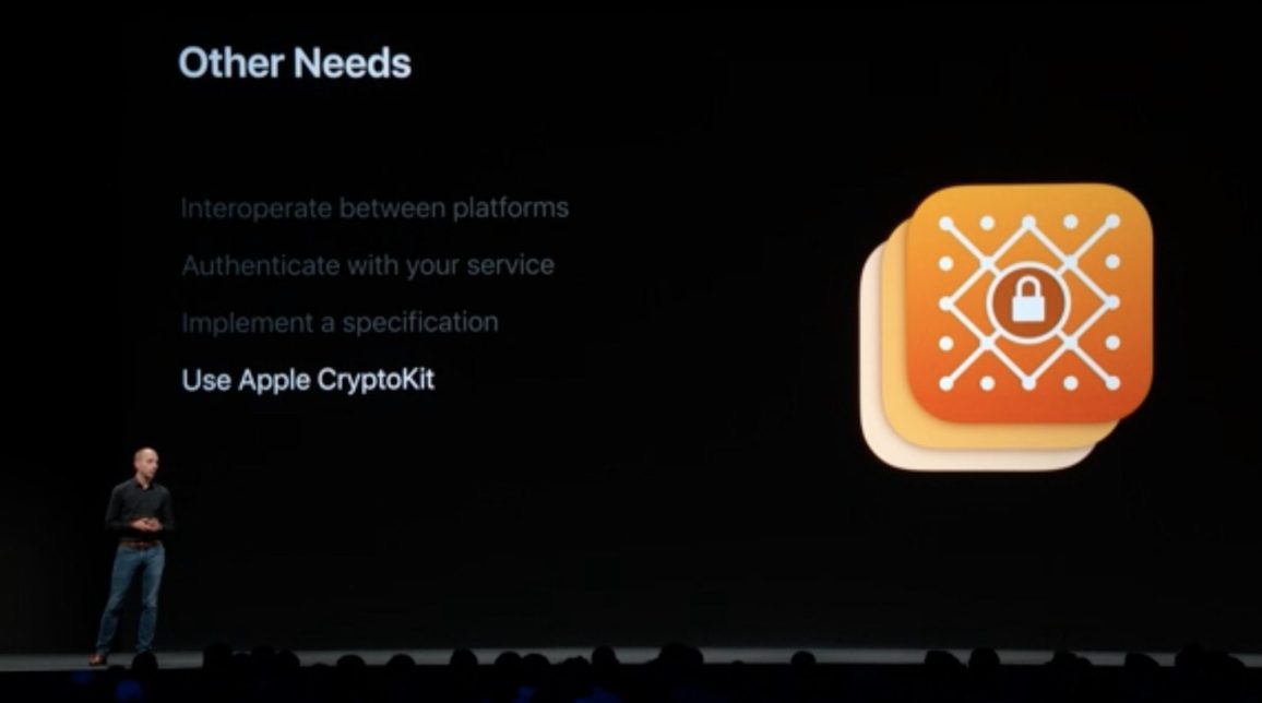 Apple CryptoKit