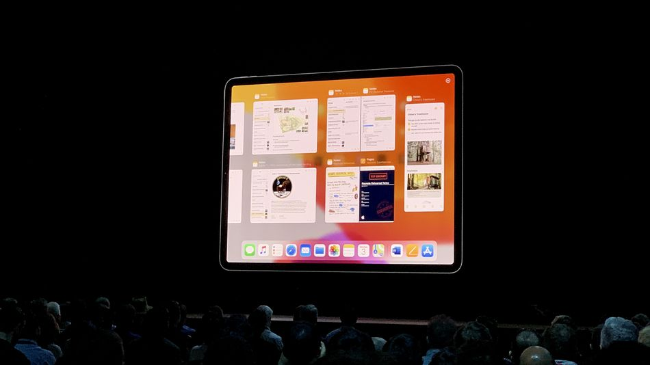 new iPadOS