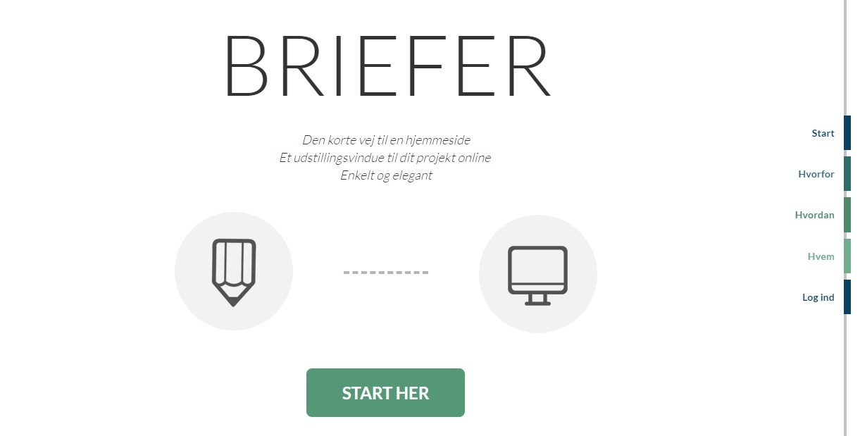 Briefer Content Website
