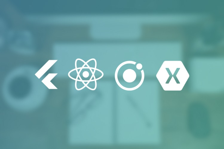 Build Mobile Apps - Flutter, React Native, Ionic or Xamarin