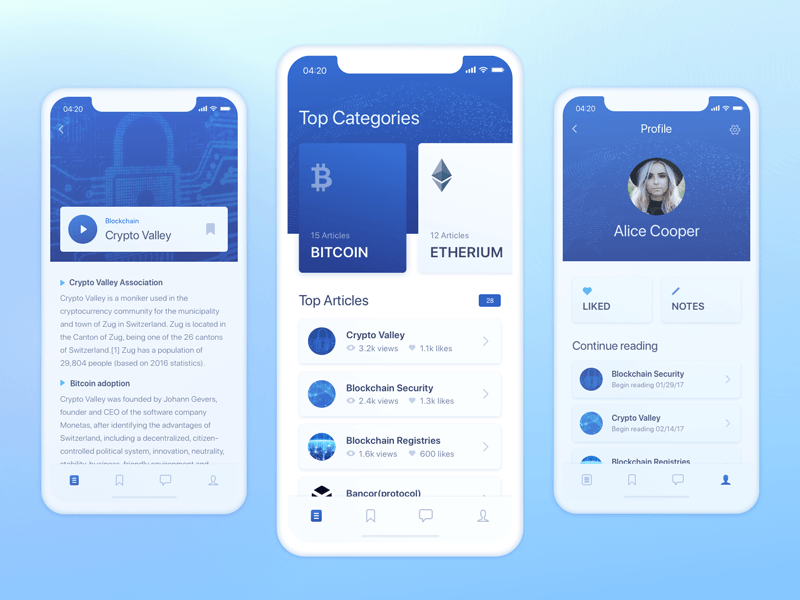 app provider design