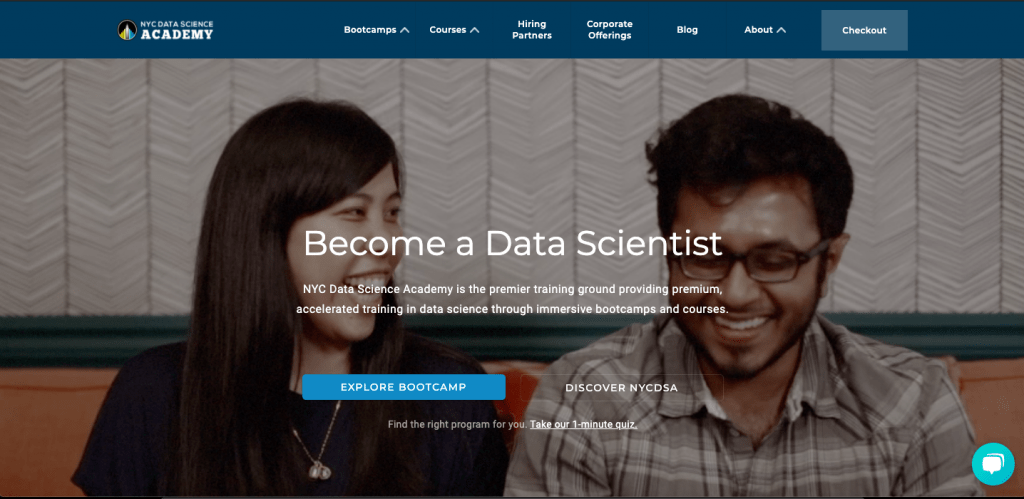 NYC Data Science Academy Coding School