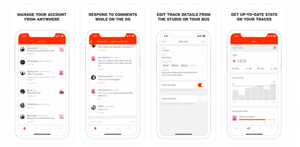 SoundCloud Pulse 10 Most Popular React Native Apps of 2020