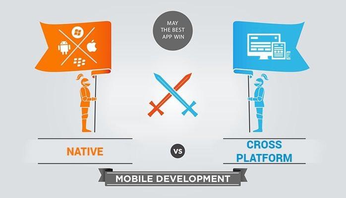 when to choose native vs cross-platform developemnt