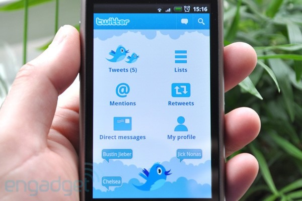 Twitter Android App 2010 - How was Twitter developed