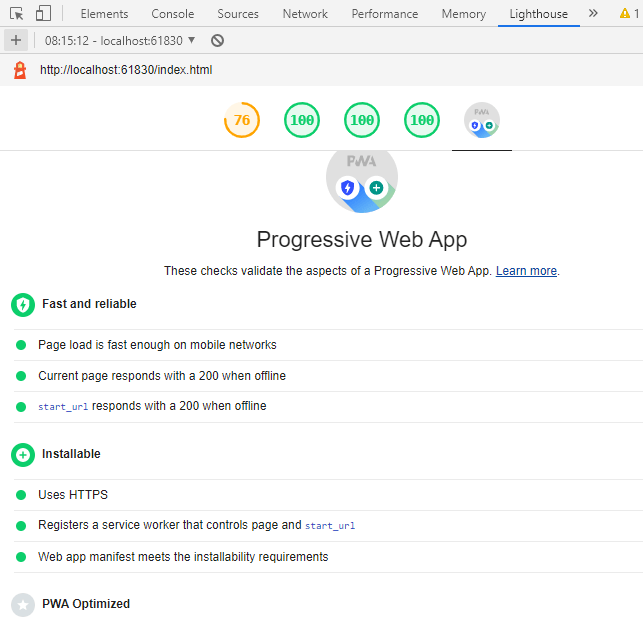 what are progressive web apps