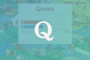 How was Quora developed