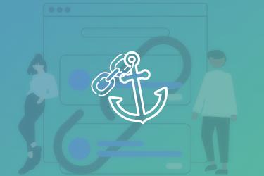 Anchor links