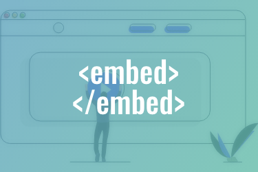 embedded objects