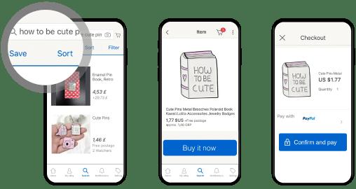 Ebay NodeJS App