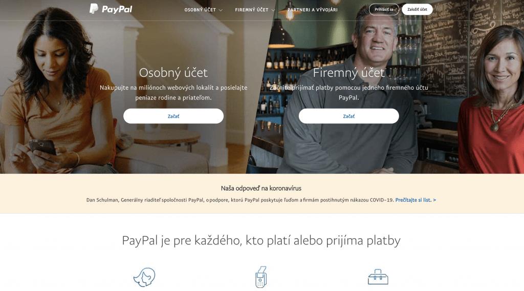 PayPal - Most Popular Angular Websites