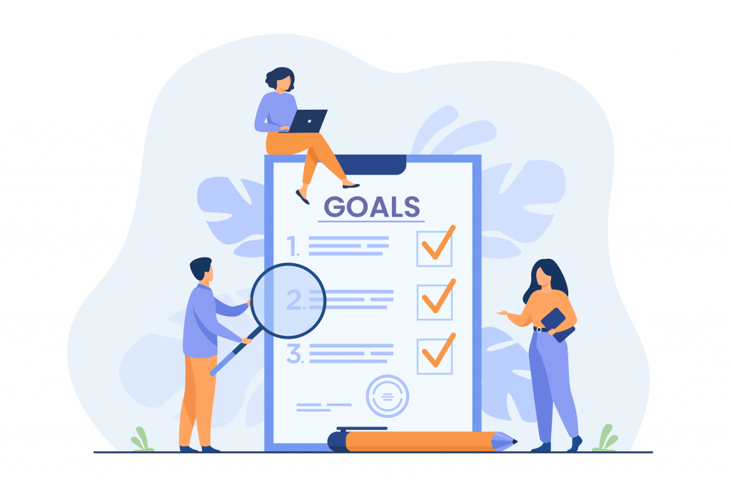 Communicate your project goals