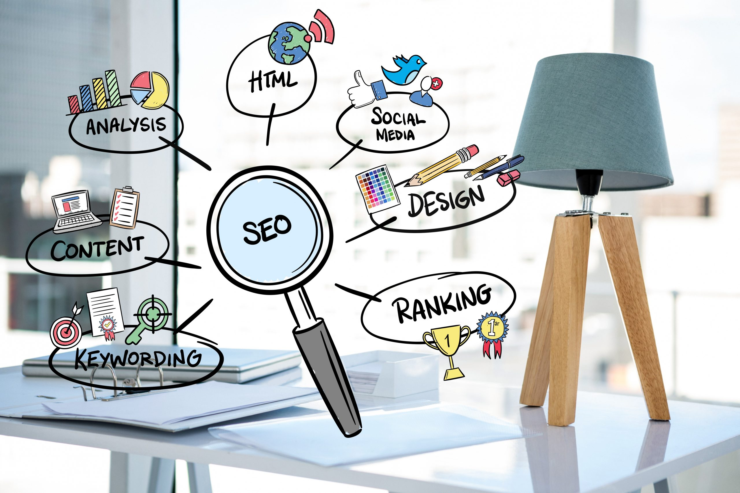 The concept of SEO