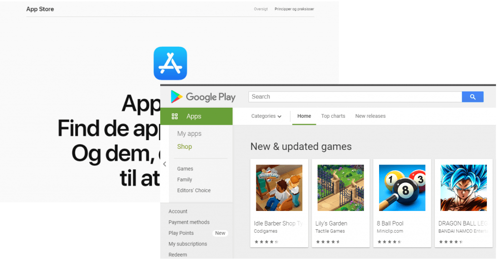 how to publish you app on Apps store and google play