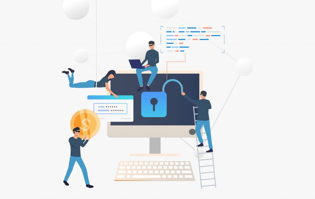cyber security and user data protection