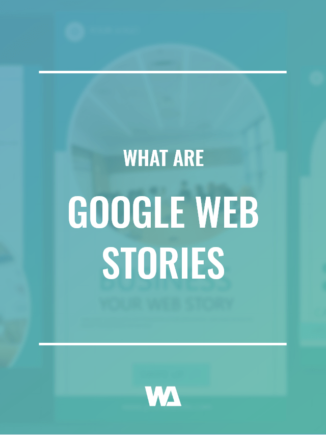 what are google webstories